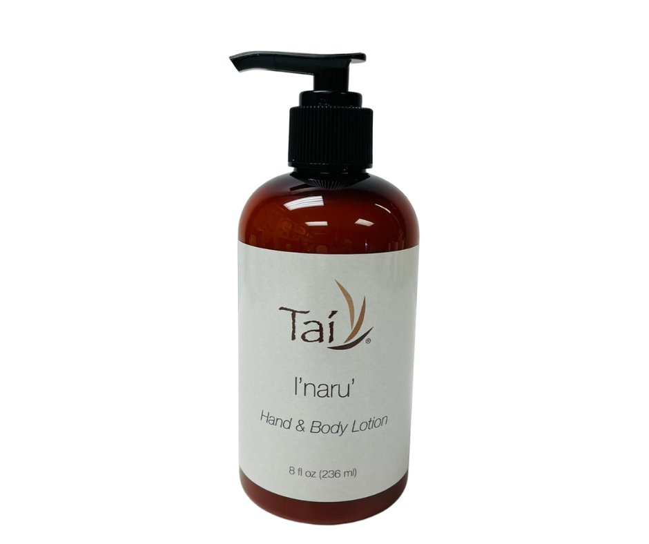 I'naru' Signature Hand & Body Lotion by Taí… (Tamaño Grande)