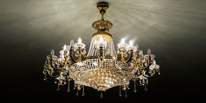 Luxury Chandelier - Sofary Lighting