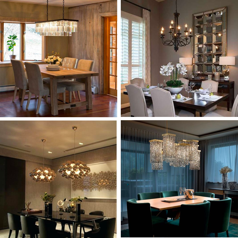 5 Dining Room Chandelier Ideas to Enhance Your Dining ...