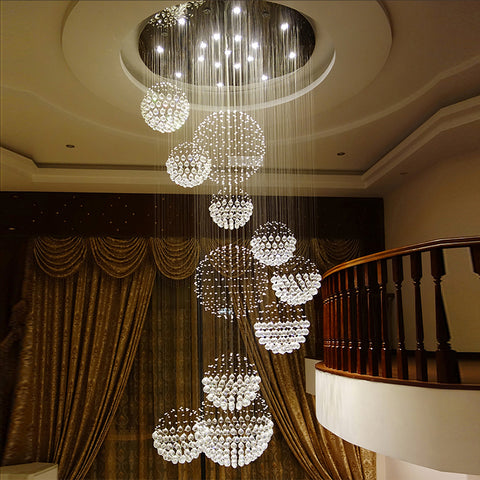 Luxury Solar System Chandelier - Sofary Lighting