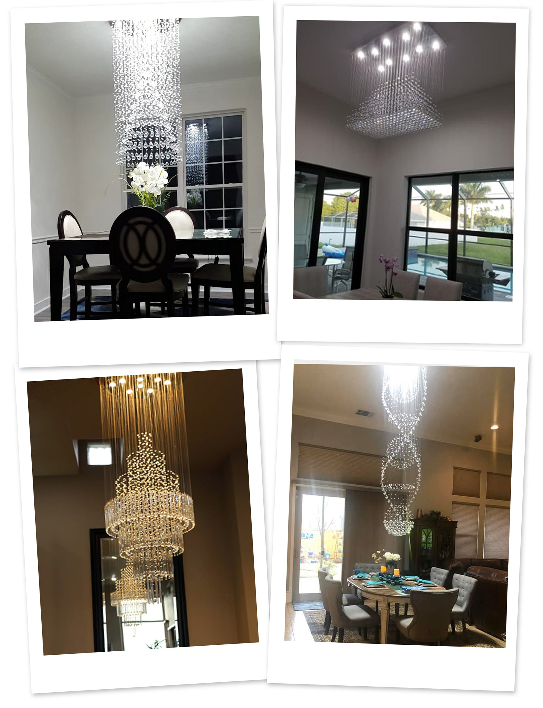 Dining Rooms Chandeliers Ideas | Sofary