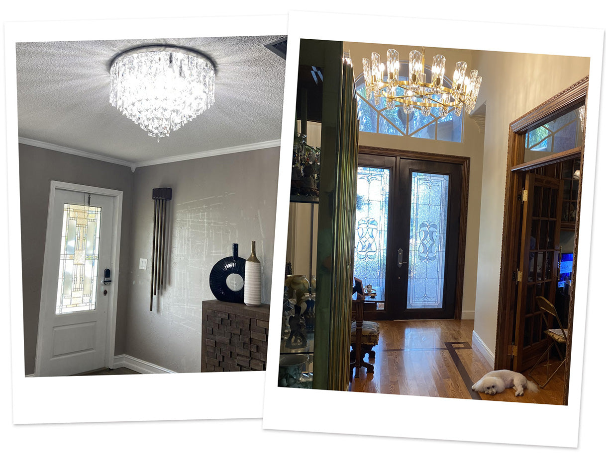 A Guide to Choosing the Right Foyer Chandeliers | Sofary