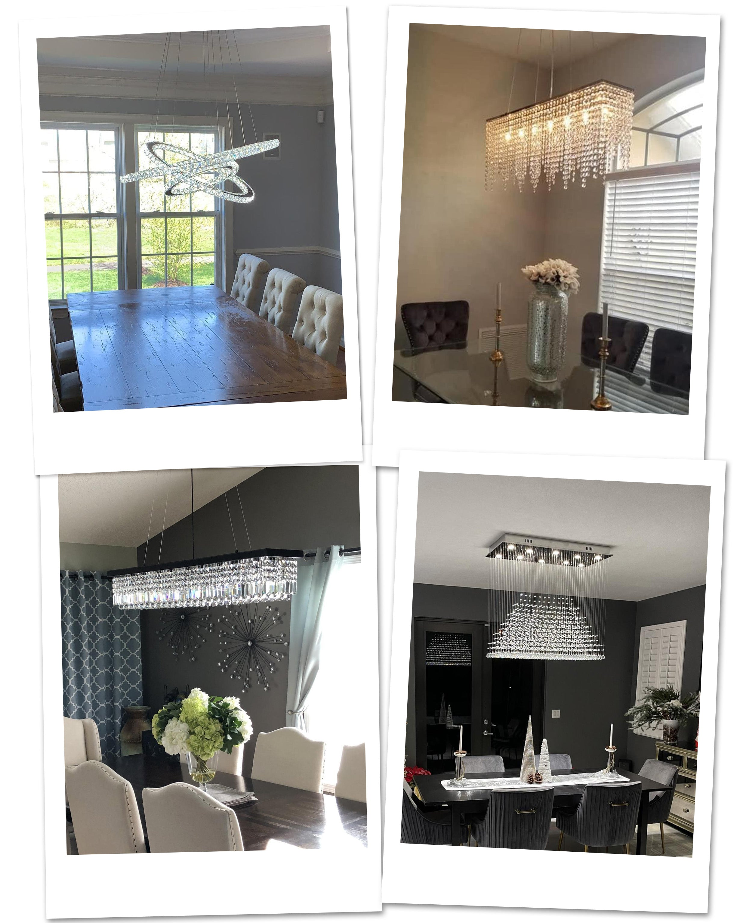 Modern Chandeliers for Dining Rooms | Sofary