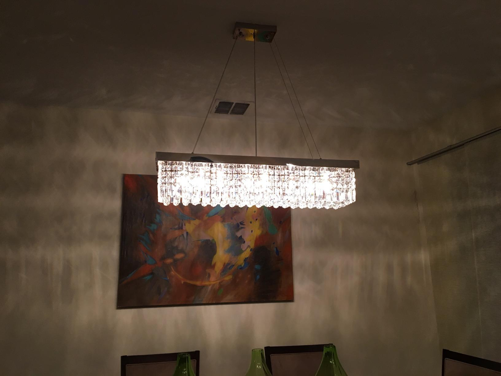 Love it looks amazing the only complain is the instructions are not clear. & Customer Showcases - Sofary u0026 Siljoy Lighting