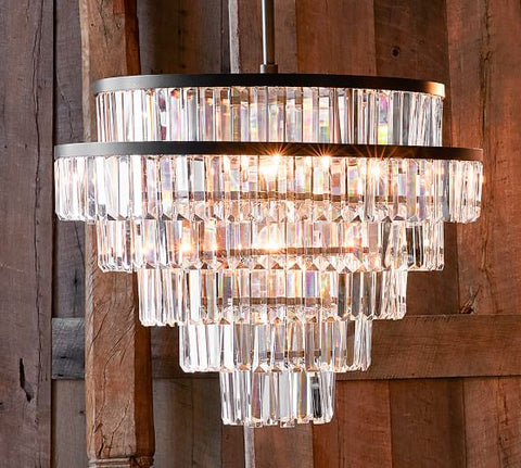 Tiered Chandelier - Sofary Lighting
