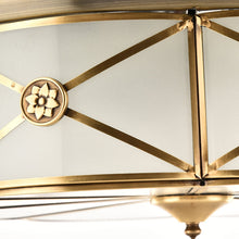 Retractable Ceiling Fans With Bronze Finished - Details