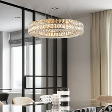 Light Luxuxry Style Crystal Chandelier for Living Room - Living Room
