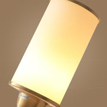 Lin Wall Lamp Brass Finish Details