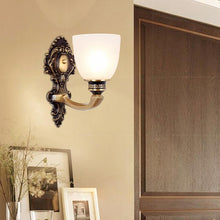 Lico Wall Lamp Bronze Finish