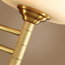 Voca Wall Lamp Brass Finish Details