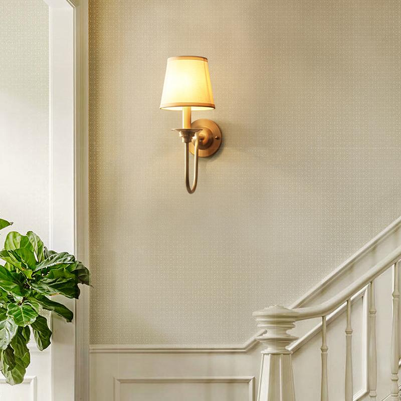 Noi Wall Lamp Brass Finish At aisle