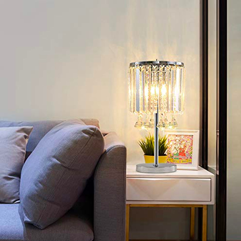 Gorgeous Crystal Table Lamp