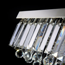 Modern Crystal Raindrop Ceiling Lighting - Details