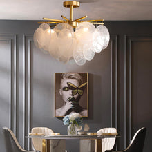 Dream Artistic Glass Design Chandelier - dining room-all