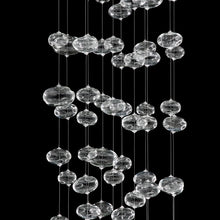 Bubble Glass Chandelier Ceiling Lights Details