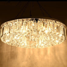 Elegant Moons and Stars Crystal  Chandelier - Ceiling Light