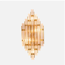 Postmodern Design Crystal Wall Sconces