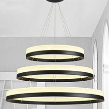 Dinning Room Three Rings Pendant Lighting Fixture - Aura Design