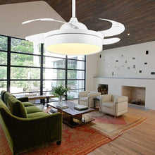 Modern Ceiling Fan With Lighting