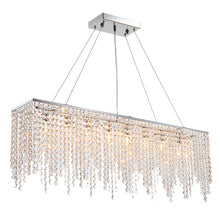 Raindrop Island Crystal Chandelier Pendant Light