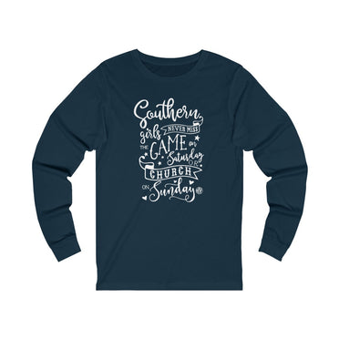Southern Girls LS Tee