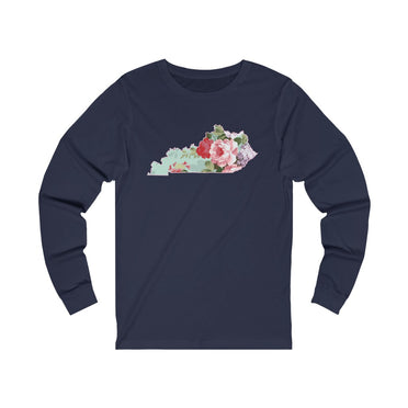 Roses and Mint LS Tee