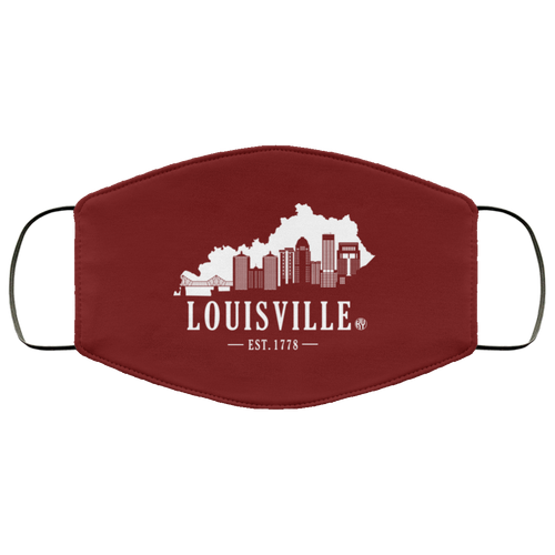 Louisville Face Mask