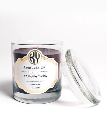 KY Hottie Toddy Candleberry Candle