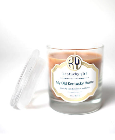 Southern Belle Brulee Candleberry Candle
