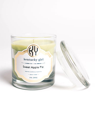 Sweet Apple Pie Candleberry Candle