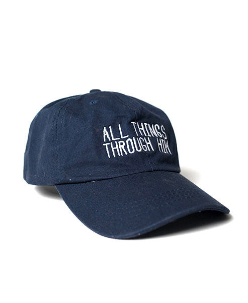 Through Him Hat
