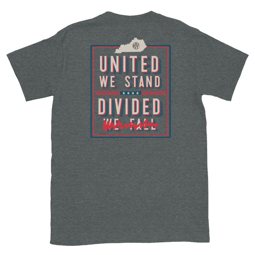 We Stand Divided SS Tee