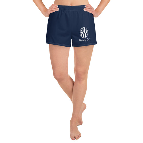 Kentucky Girl Athletic Short Shorts