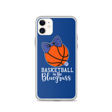 Basketball in the Bluegrass iPhone Case