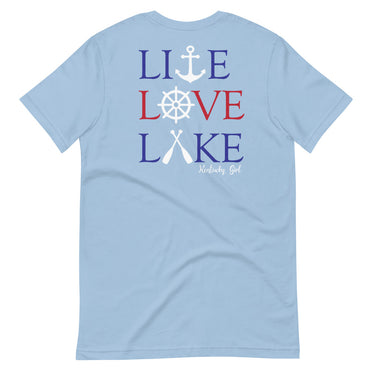 Live Love Lake SS Tee