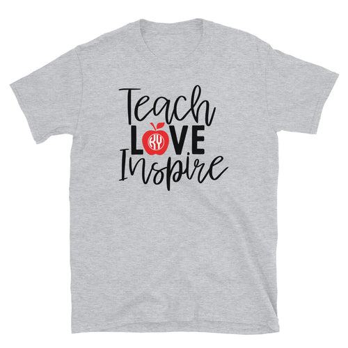 Teach Love Inspire SS Tee