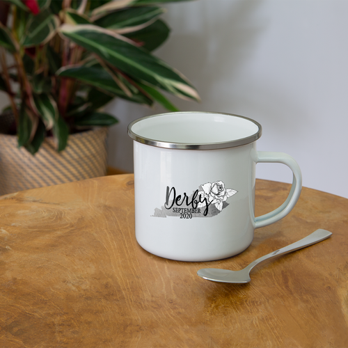 Derby 2020 Camper Mug - white