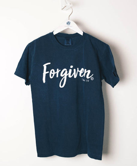 Forgiven Comfort Color