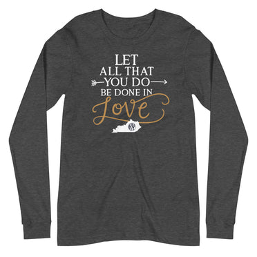 Let All You Do LS Tee