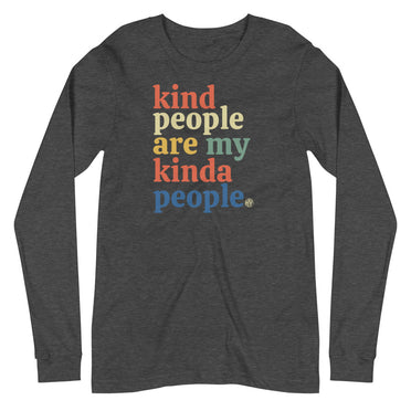 Kind People LS Tee
