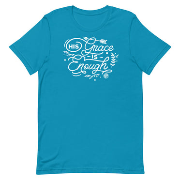His Grace is Enough SS Tee