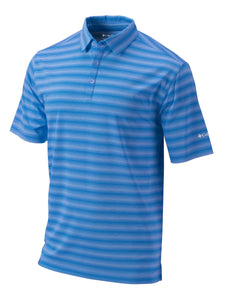 Columbia Mens Personalized Omni-Wick Splash Polo Golf Shirt