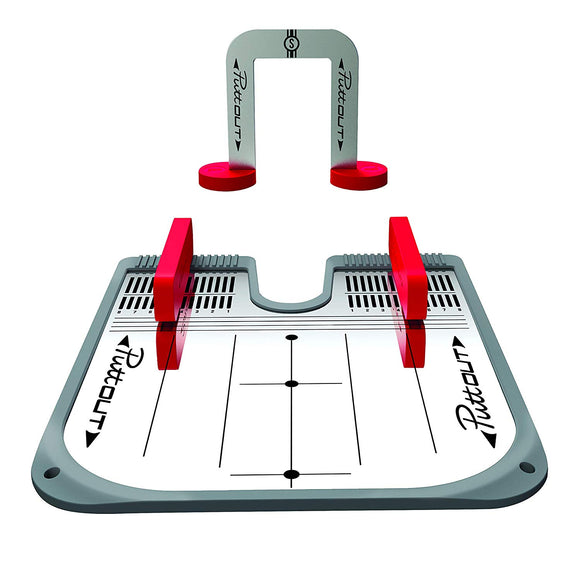 PuttOut Putting Mirror and Alignment Gate