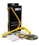 SWINGYDE Golf Swing Training Tool | Includes Instructional DVD