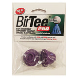 Birtee Individual Tee Packs - Size #4 - 2 Tees Per Pack