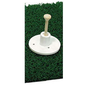 Dura Rubber Friction Tee Holder - Golf Tees Etc