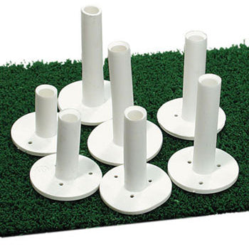 Dura Rubber Golf Tee - 5 Pack