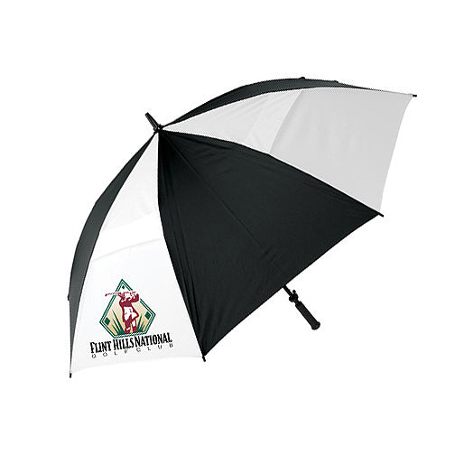 Haas Jordan Hurricane 345 Auto Open 62'' Custom Golf Umbrella