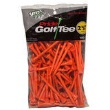 Pride Designer 2 3/4'' Golf Tees - 100 Pack (Various Colors)