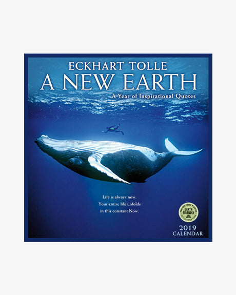 A New Earth - 2019 Wall Calendar